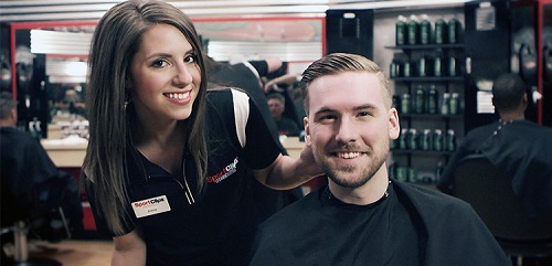 Sport Clips Haircuts of Bouquet-Vons Center​ stylist hair cut